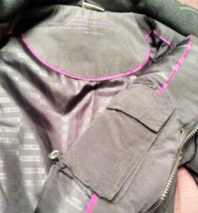 Куртка теплая 46р