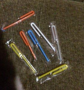 Трубочки от сока для творчества