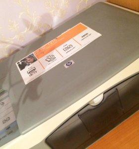 3 в 1 Принтер, сканер, ксерокс !