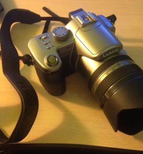 Фотоаппарат Panasonic lumix DMC-FZ30