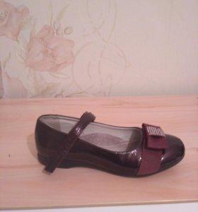 Туфли для девочки, 31 размер