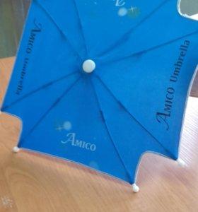 Новый зонт детский.