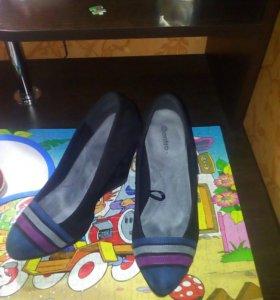 Туфли...
