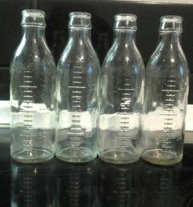 Бутылочки для кефира детского