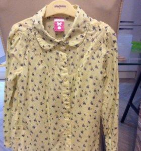 Рубашки для девочки 110-116