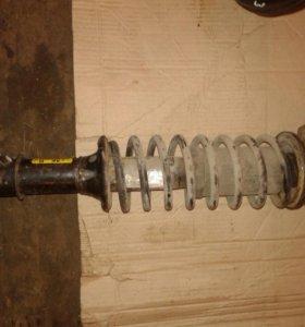Подвеска(Стойки пружины амортизаторы)для део матиз