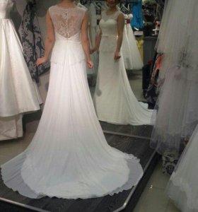 Платье для свадьбы на острове