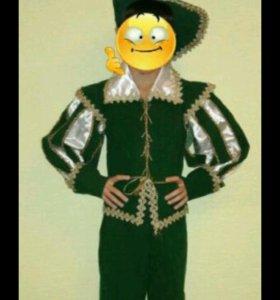 Новогодний костюм Лорд