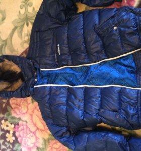 Куртка зимняя(аляска)Adidas