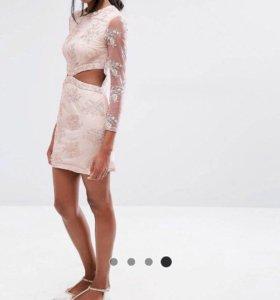 Шикарное платье (новое)