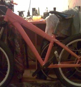 Горный велосипед , WMF hardey4.