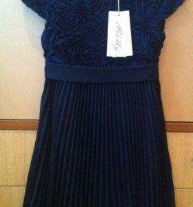 Платье нарядное новое с болеро