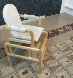 Столик и стул трансформер