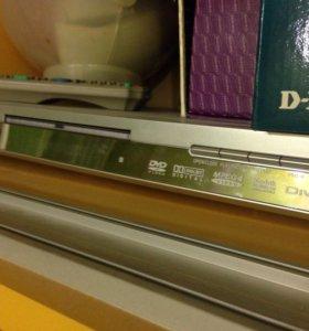 DVD плеер shivaki SDV-355