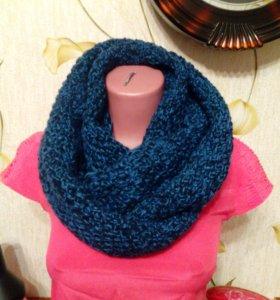 Снуд,ручное вязание