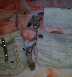 брезентовые сумки