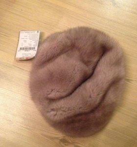 Шапка(кепка) из норки