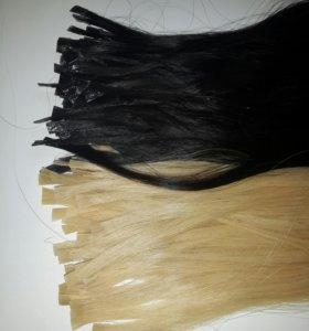 Наращивание,полировка Волос-Наращивание Ресниц