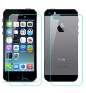 iPhone стекла защитные