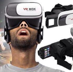 Vr box 2.0 -3d очки.