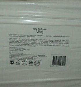 Подгузники для взрослых Tena slip original