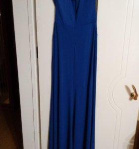 Платье вечернее новое,разм 46,рост164-170