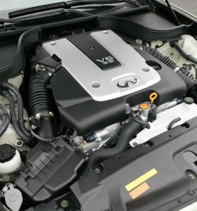 Инфинити двигатель VQ25