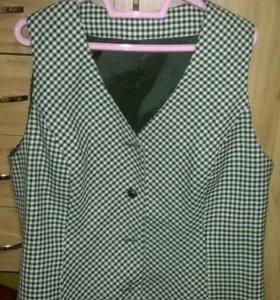 Блузка рубашка 4шт