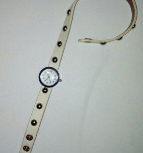 Часы ремешок