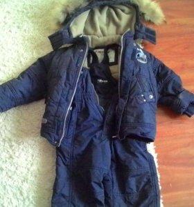 Зимний комплект Tillson
