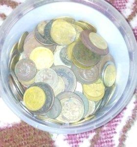 Монеты от царского до 1957 года