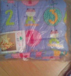 Одеяла детские новые