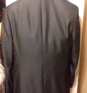 Костюм, рубашка и галстук 46-48