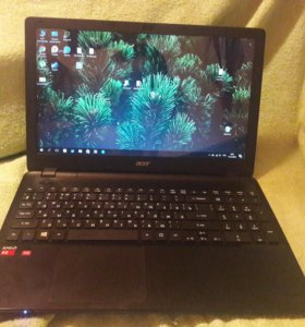Ноутбук acer e5-521
