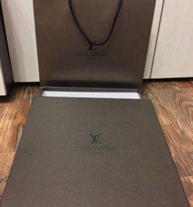 Коробка для платка палантина LV Louis Vuitton