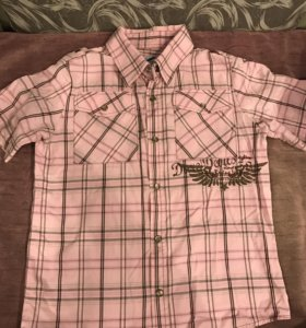 Рубашка на ребёнка 9-10 лет
