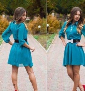 Платье. Шифон