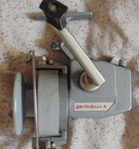 Катушка для спининга Дельфин-8