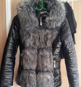 Продам зимнюю куртку(тёплая)