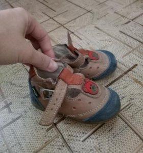 Туфли, сандали для малыша
