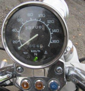 Мотоцикл HONDA STEED 400 VLS