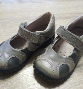 Туфли кожаные ECCO