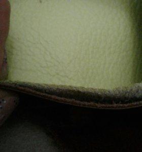 Кожа натуральная 1-1,5 мм