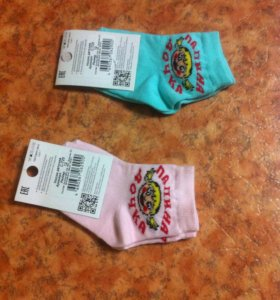 Носочки малышам