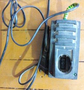 Зарядка 12v для интерскол шурупаверт.