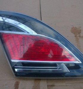 Фонарь внутренний левый Mazda 6 GH