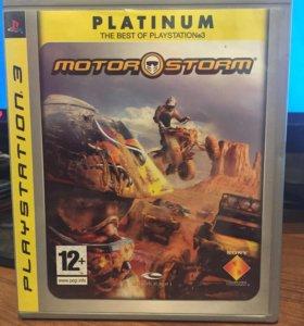 Motorstorm игра для pa3