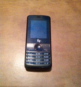 Телефон Fly DS 150. на 2 симки
