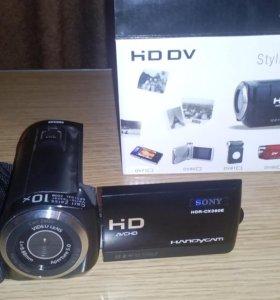Видеокамера для начинающих.
