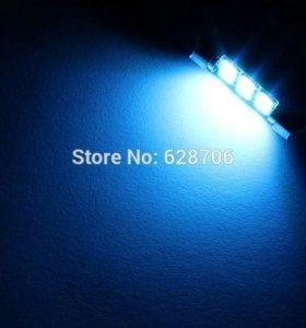 Светодиодная лампа в плафон